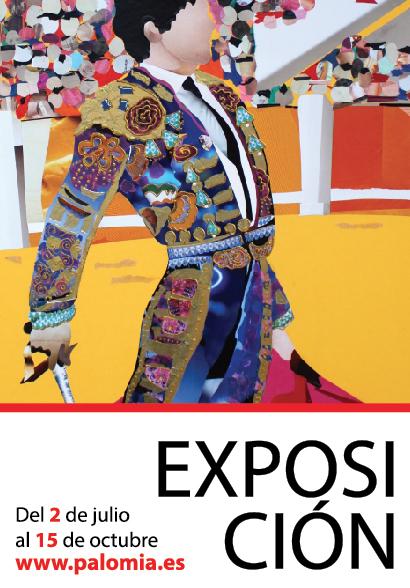 Exposicion Paloma San Roman