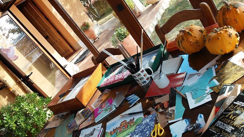 Mi mesa